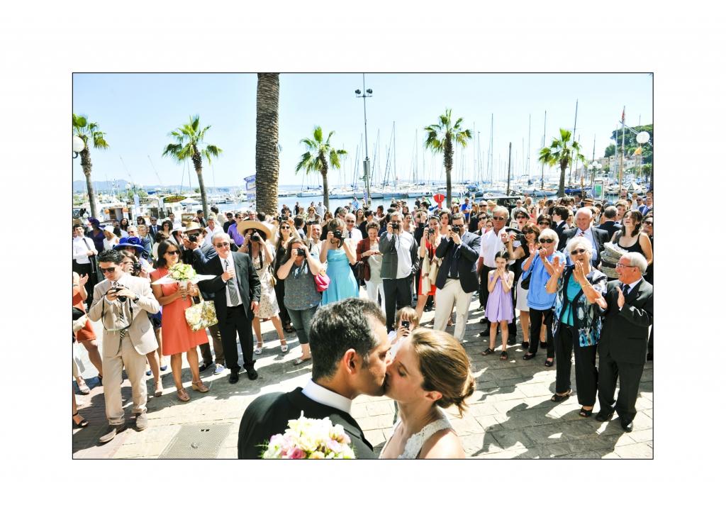 Mariage Sanary-sur-Mer
